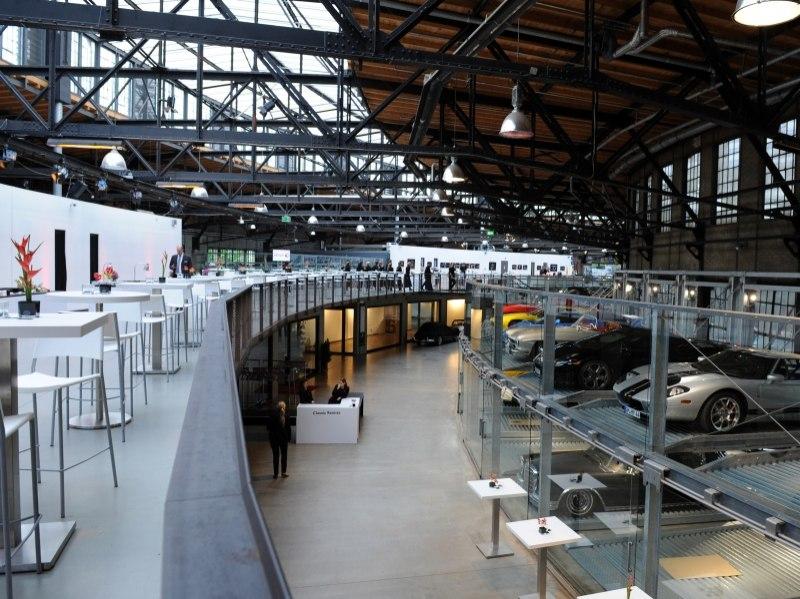 Galerie, © Copyright/Classic Remise Düsseldorf