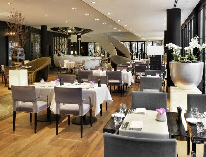 DOX Restaurant, © Copyright/Hyatt Düsseldorf