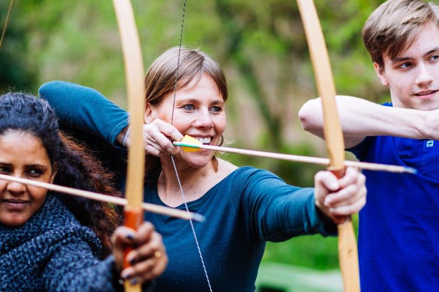 Archery, © Copyright/Neanderthal Museum