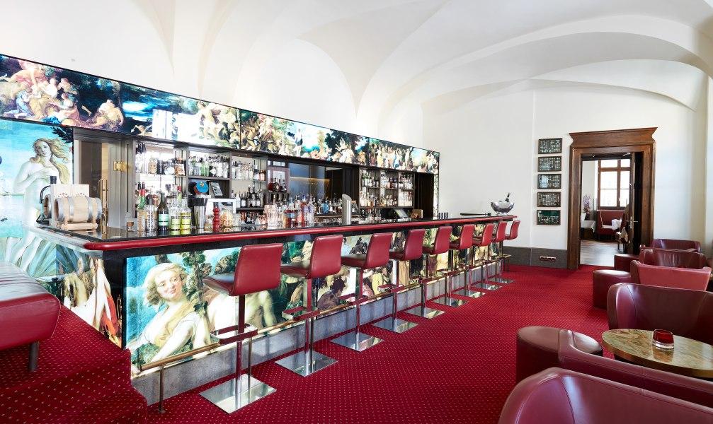 Bar, © Copyright/Living Hotel De Medici GmbH