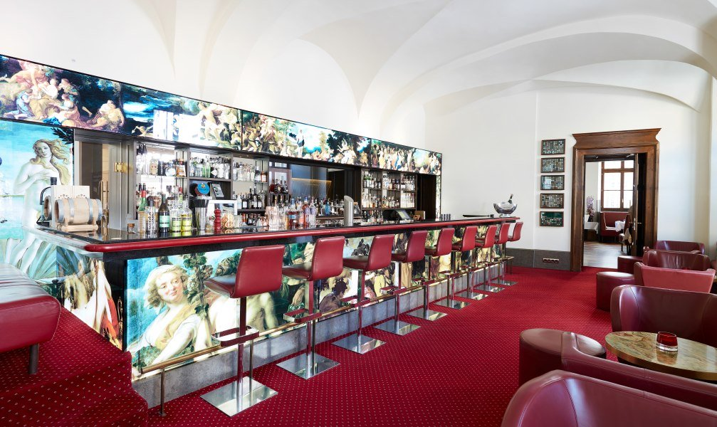 Bar, © Copyright/Living Hotel De Medici GmbH