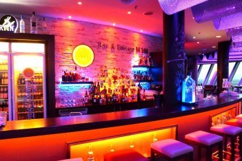Bar, © Copypright/Bar & Lounge M168 im Rheinturm Düsseldorf