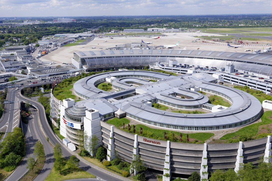 External View, © Copyright/Sheraton Düsseldorf Airport Hotel