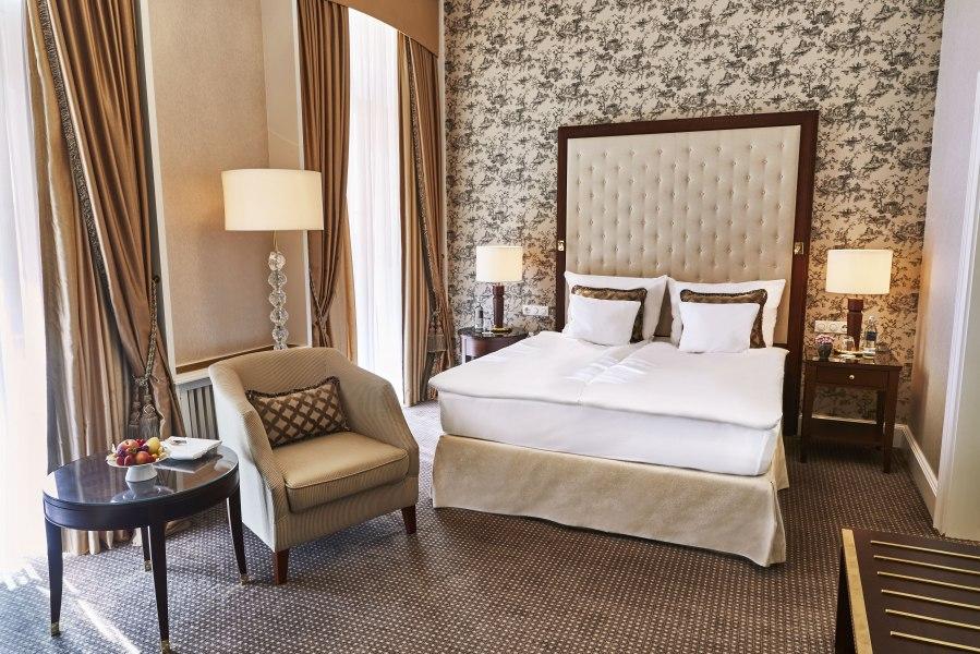 Superior double room, © Copyright/Steigenberger Parkhotel