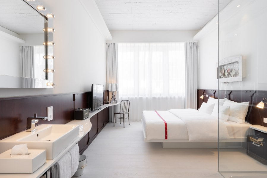 WOW room, © Copyright/Ruby Leni Hotel Dusseldorf