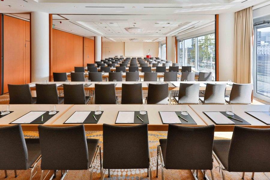 Salon 1-3, © Copyright/Courtyard by Marriott Düsseldorf Hafen
