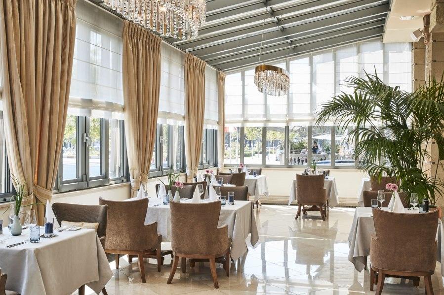 Fine Dining Restaurant Artiste, © Copyright/Steigenberger Parkhotel