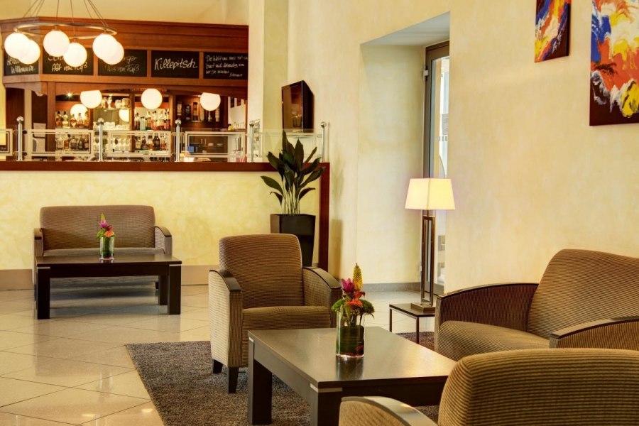 Lobby, © Copypright/Intercity Hotel Düsseldorf