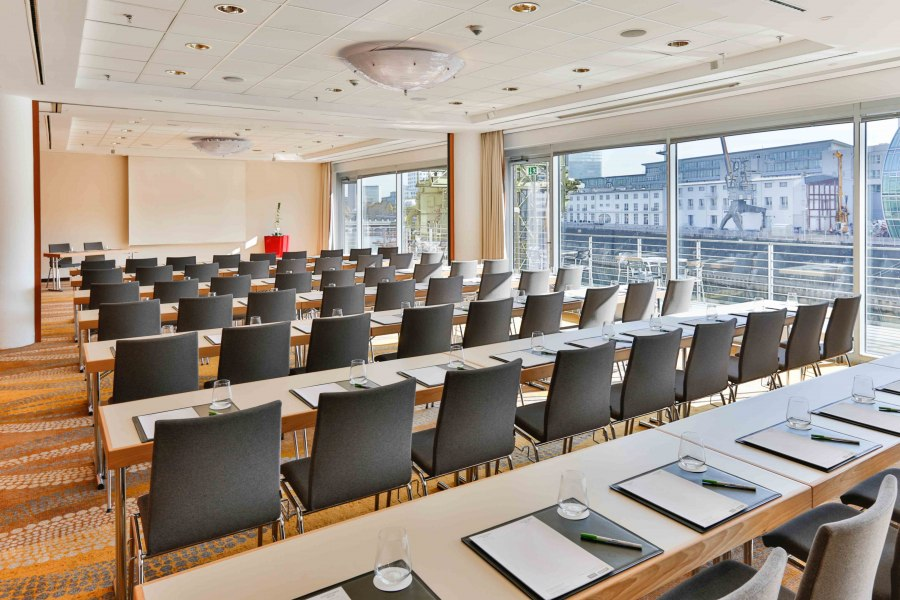 Salon 2-3, © Copyright/Courtyard by Marriott Düsseldorf Hafen