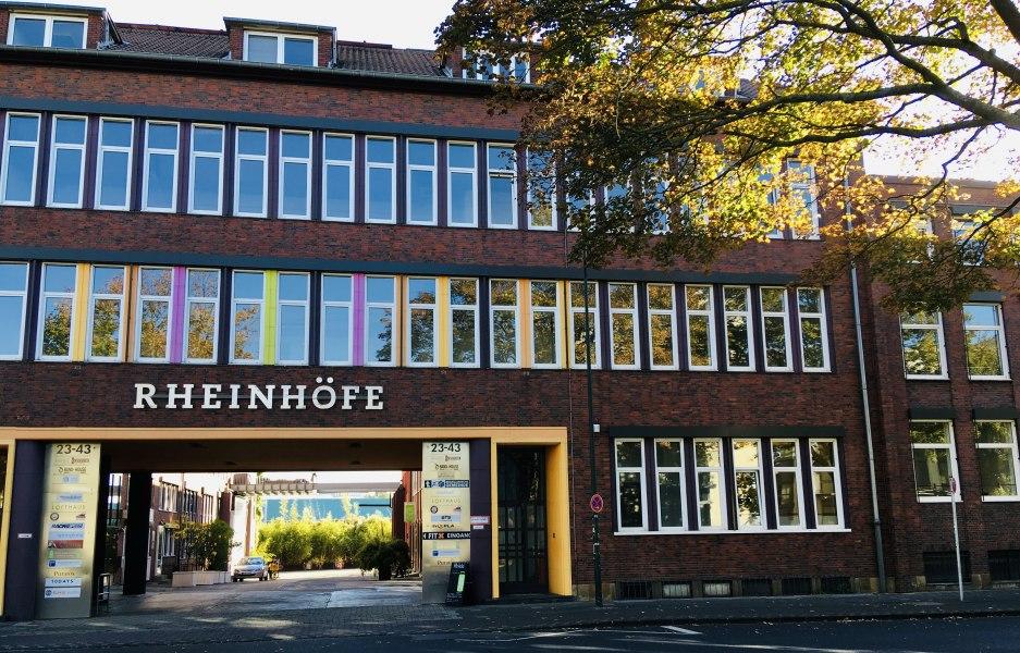 Rheinhöfe, © Copyright/satis&fy