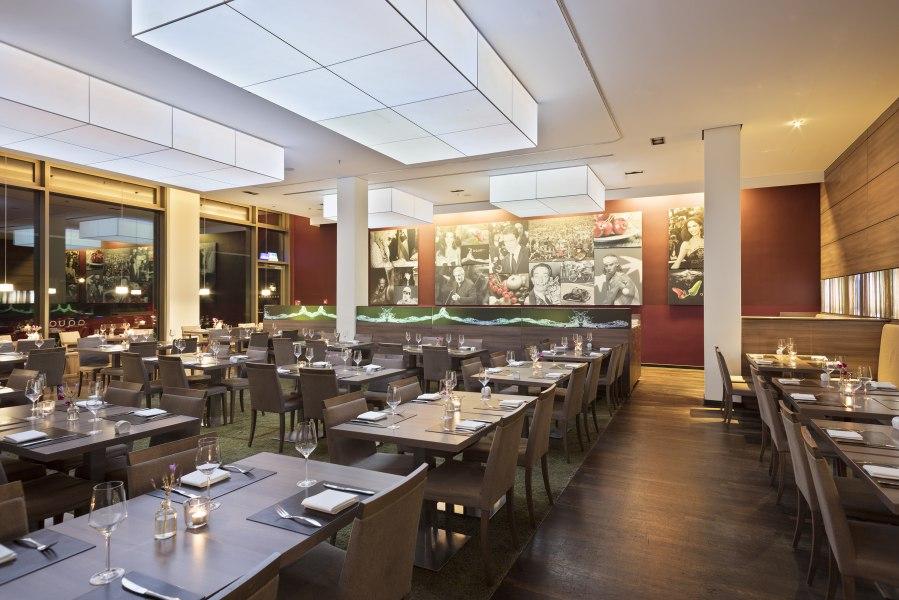 Restaurant, © Copyright/Meliá Düsseldorf