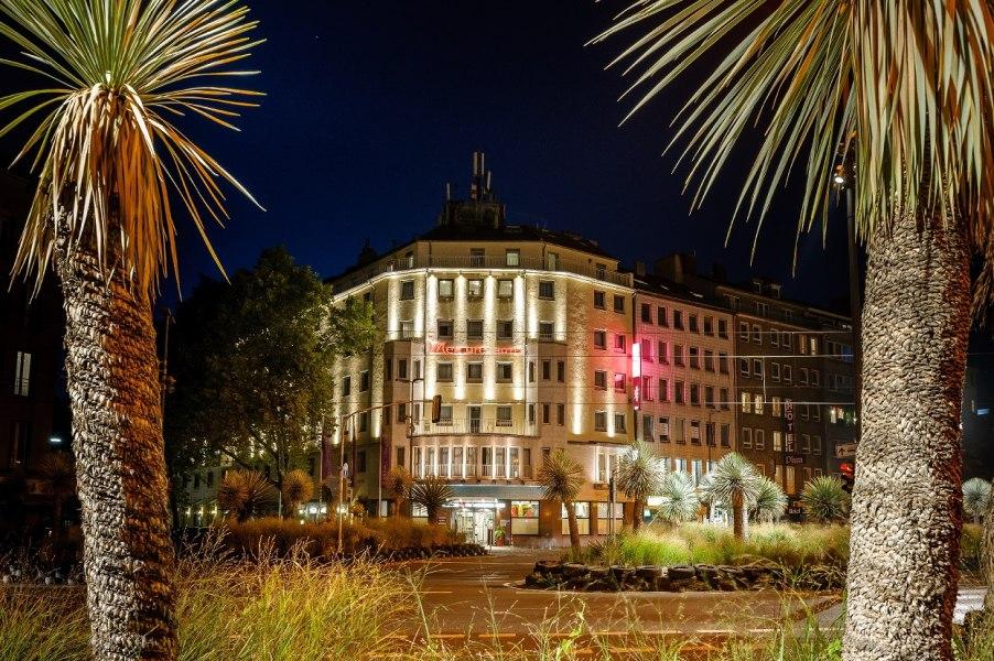 Exterior view, © Copyright/Mercure Hotel Düsseldorf City Center