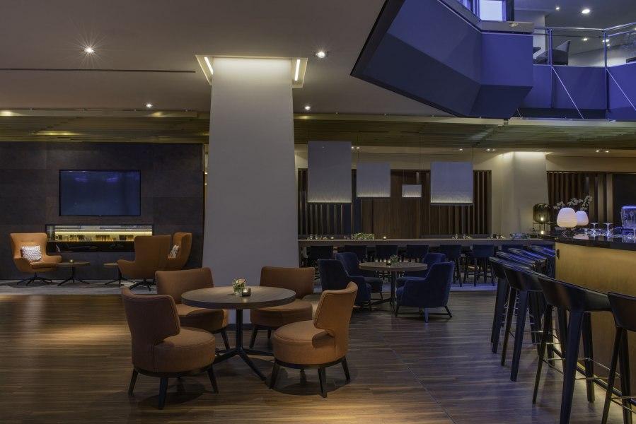 Bar, © Copyright/Hotel Nikko Düsseldorf