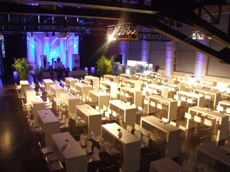 Eventhalle, © Copyright/Classic Remise Düsseldorf