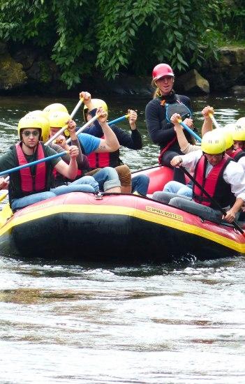Rafting, © Copyright/Cultour Eventmanagement GmbH