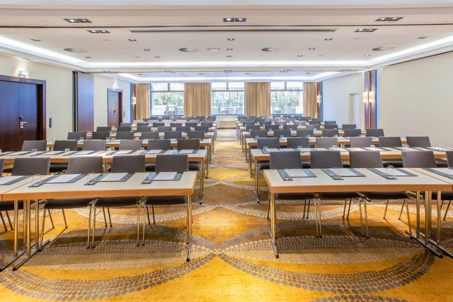 Ballsaal, © Copyright/Courtyard by Marriott Düsseldorf Seestern