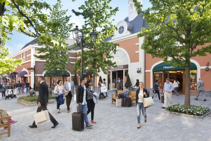 Designer Outlet Roermond, © Copyright/Designer Outlet Centre Roermond BV
