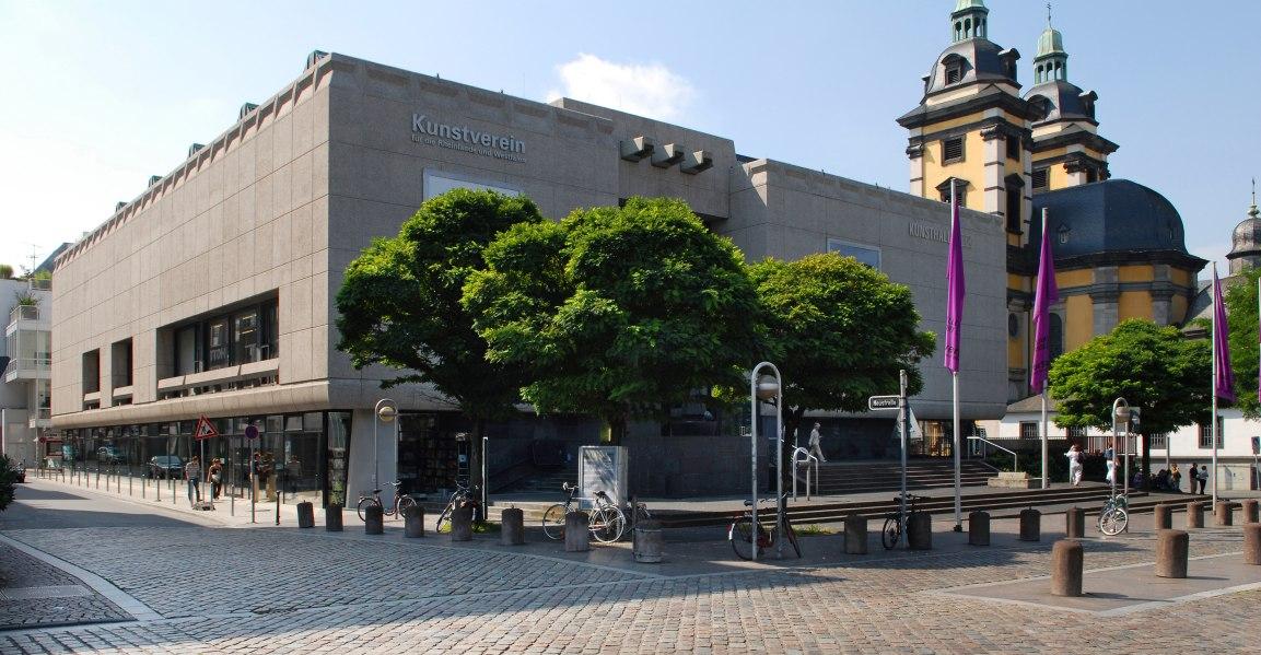 Kunsthalle, © Copyright/Düsseldorf Tourismus GmbH