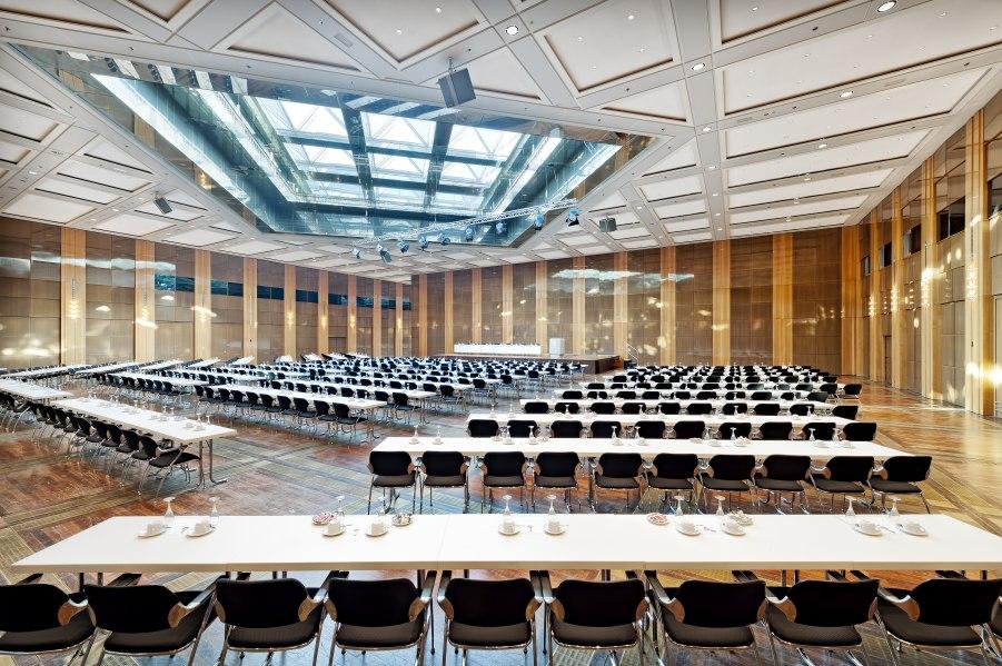 Saal xy, © Copypright/CCD Congress Center Düsseldorf