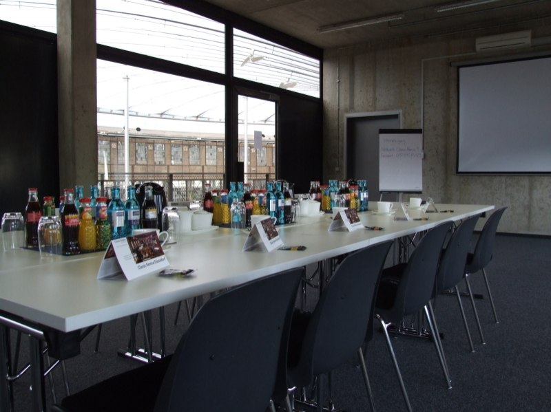 Seminar room 2, © Copyright/Classic Remise Düsseldorf