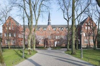 Außenansicht, © Copyright/Hotel MutterHaus Düsseldorf