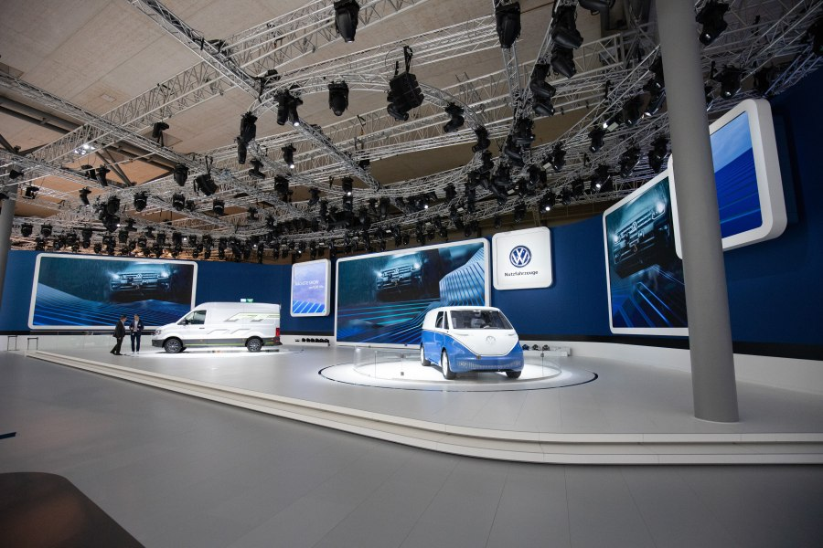 IAA 2018, © Copyright/GAHRENS + BATTERMANN GmbH & Co. KG