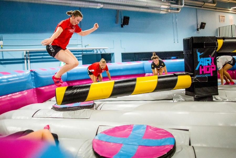 Sportsbar/Air Hopping, © Copyright/Cultour Eventmanagement GmbH