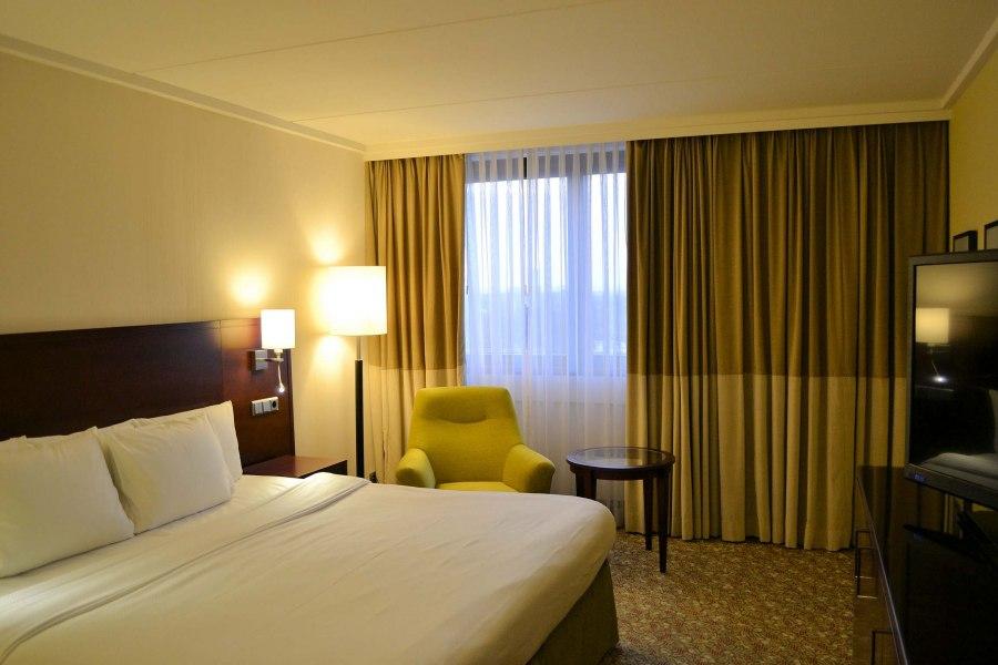 Hotelzimmer, © Copyright/Courtyard by Marriott Düsseldorf Seestern