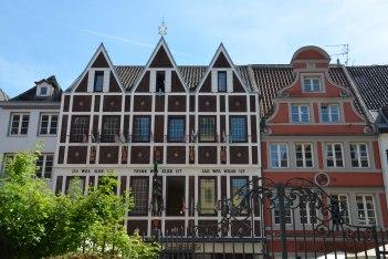 Hausbrauerei Zum Schlüssel Fassade, © Copyright/Schlüssel GmbH & Co. KG Hojabr Riahi