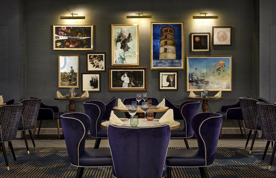 Restaurant PHI|LO|SOPH, © Copyright/Hilton Dusseldorf