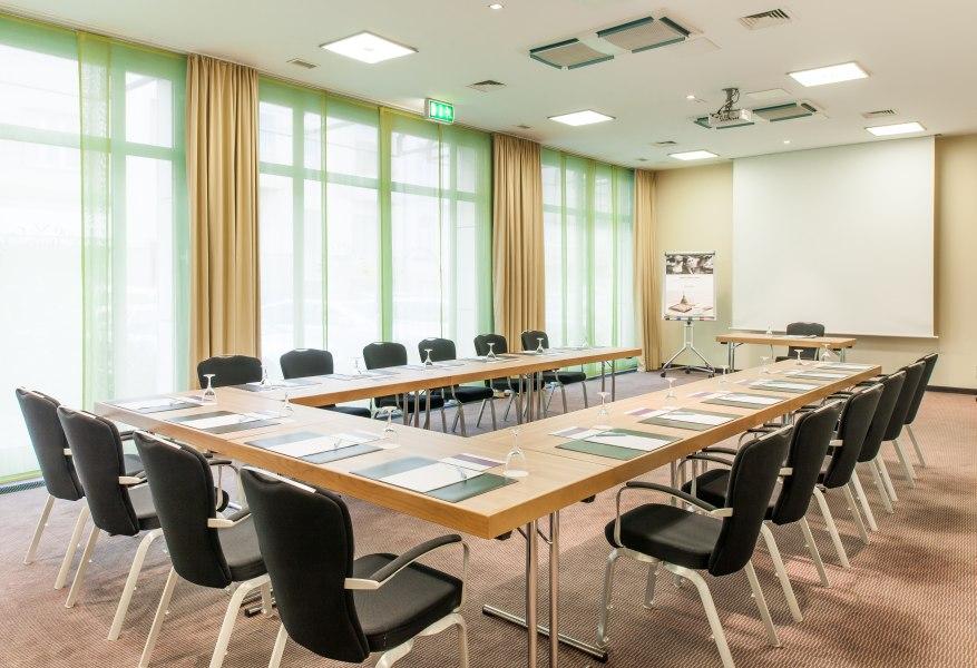 "Conference room ""Schadow"", © Copyright/Mercure Hotel Düsseldorf City Center"