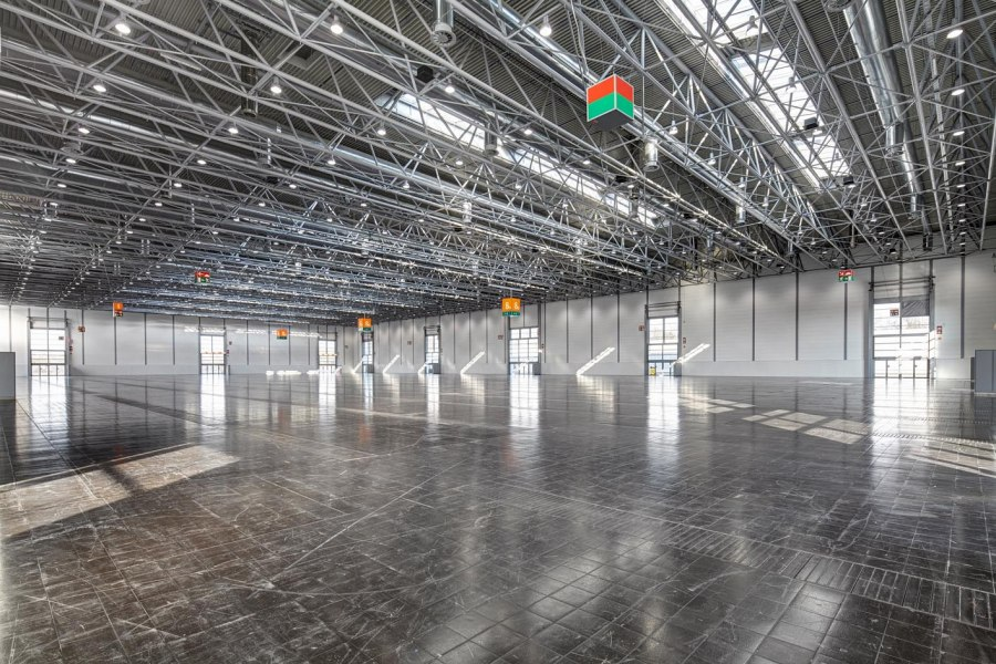 Hall 8 b, © Copypright/Düsseldorf Congress GmbH