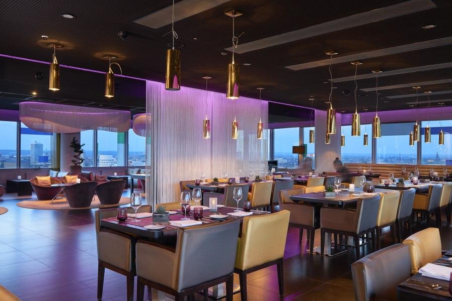 Restaurant, © Copyright/INNSIDE Düsseldorf Hafen