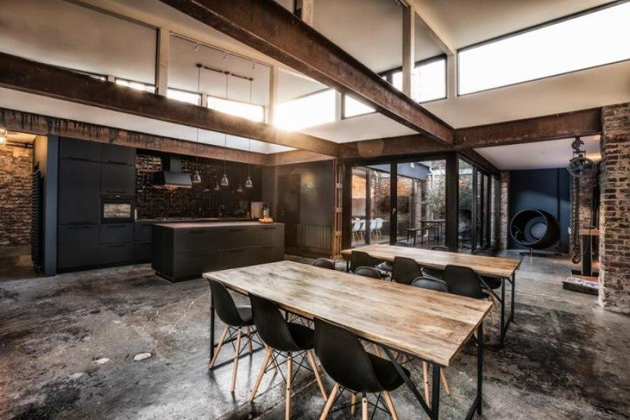 Küche, © Copyright/Black Rabbit Locations