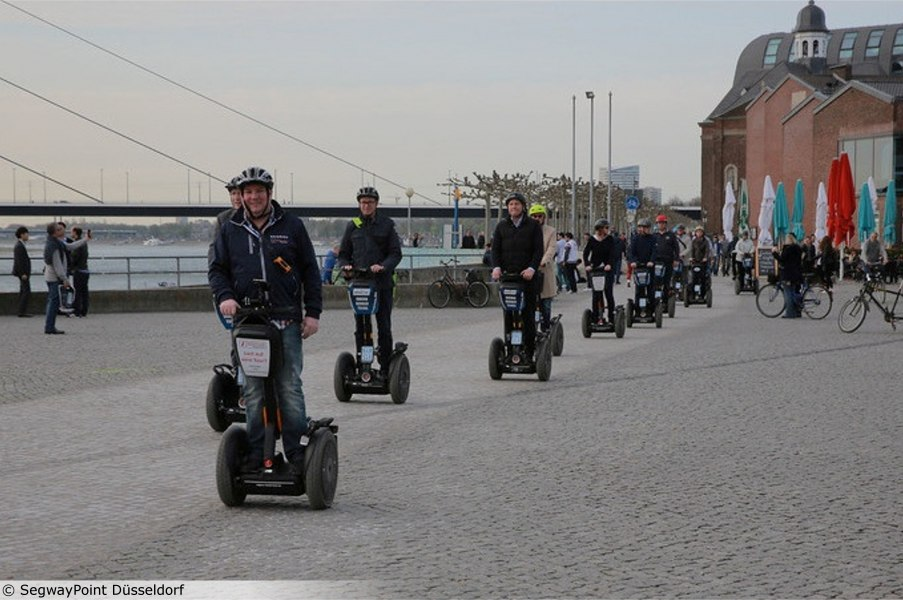 SEGWAY Citytour, © Copyright/Segway Point