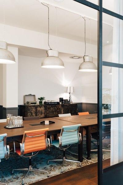 Large meeting room, © Copyright/Ruby Workspaces