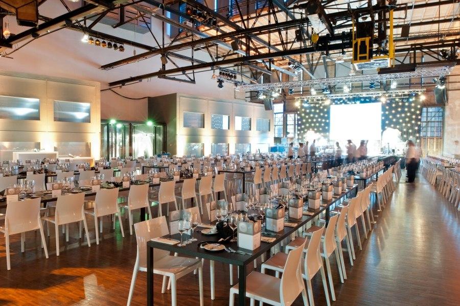 Event hall, © Copyright/Classic Remise Düsseldorf