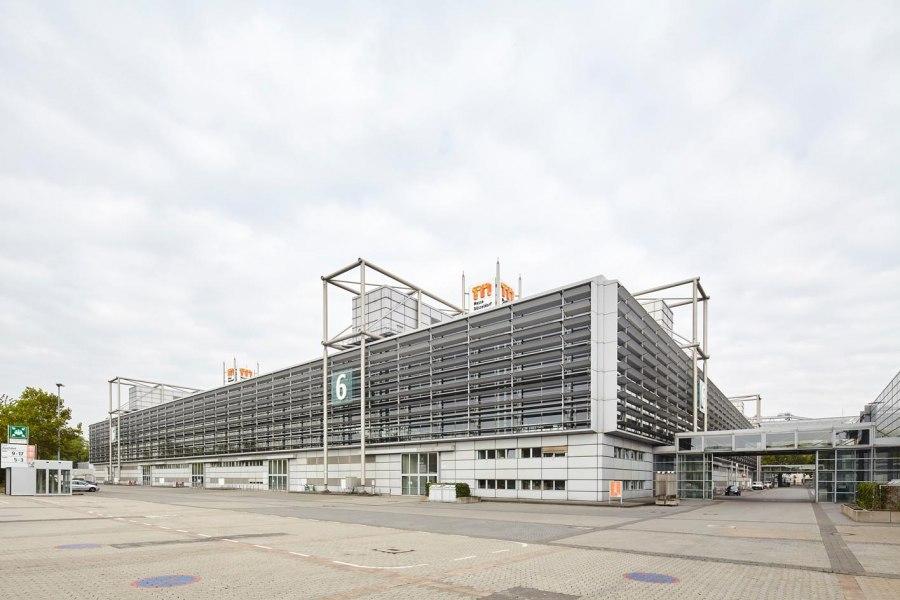 Halle 6, © Copypright/Düsseldorf Congress GmbH