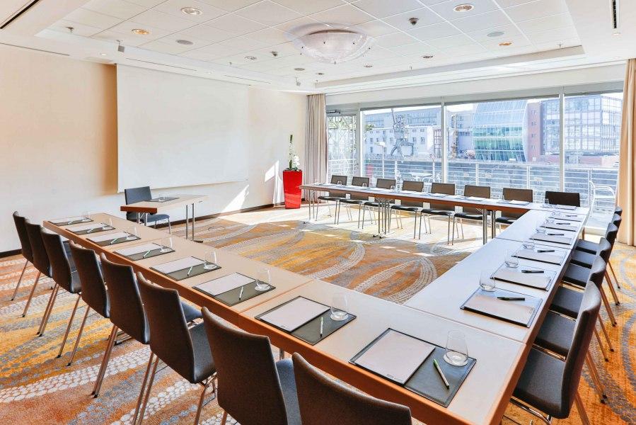 Salon 3, © Copyright/Courtyard by Marriott Düsseldorf Hafen