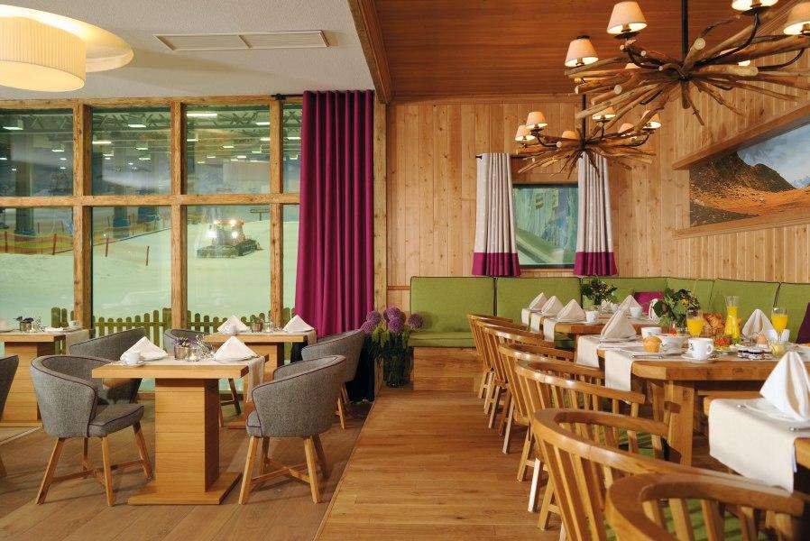 Breakfast, © @ Copyright/Hotel Fire & Ice im Alpenpark Neuss