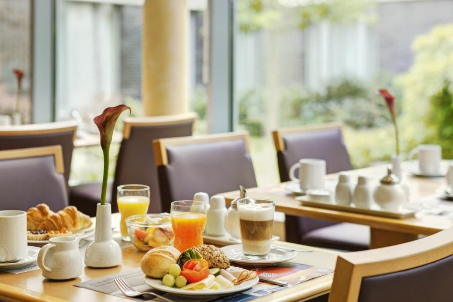 Breakfast, © Copypright/Intercity Hotel Düsseldorf