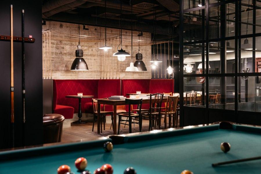 Residents' Lounge, © Copyright/Ruby Leni Hotel Dusseldorf
