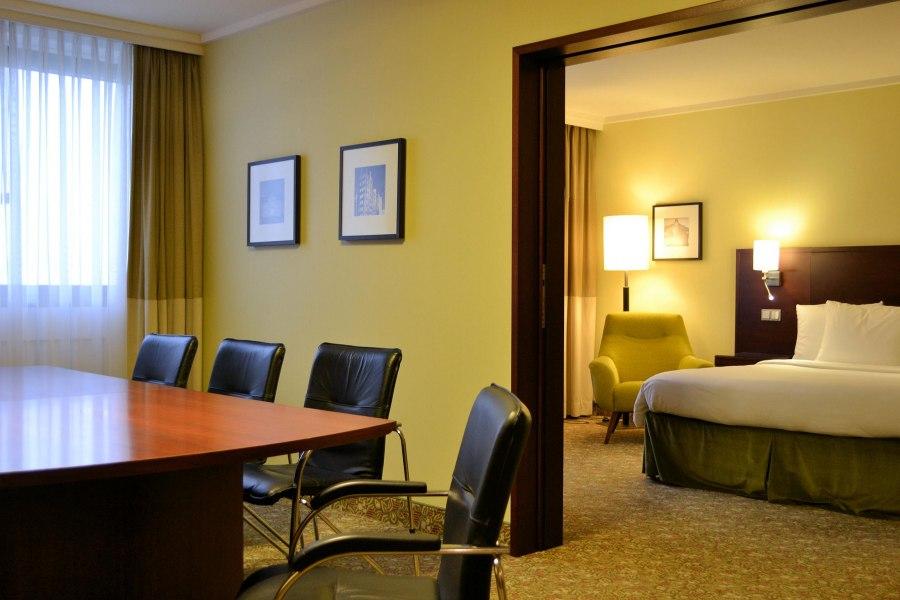 Conference suite, © Copyright/Courtyard by Marriott Düsseldorf Seestern
