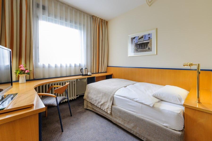 Guest room Classic, © Copyright/Mercure Hotel Düsseldorf City Center