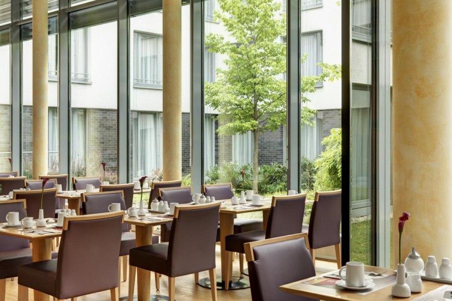Frühstück, © Copypright/Intercity Hotel Düsseldorf