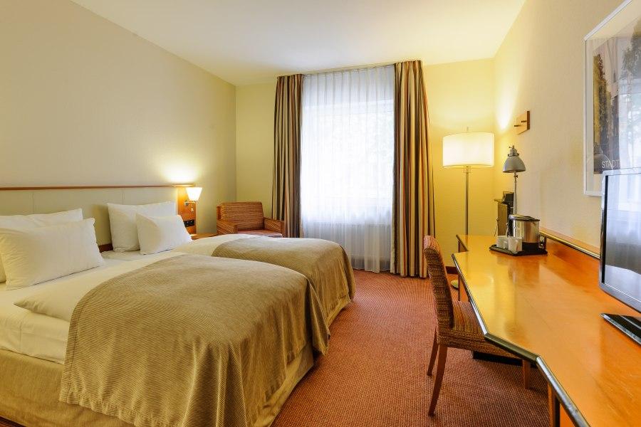 Guest room Standard, © Copyright/Mercure Hotel Düsseldorf City Center