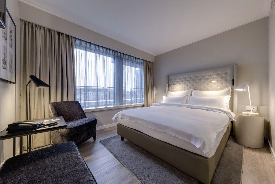 Guest room, © Copyright/Hotel Nikko Düsseldorf