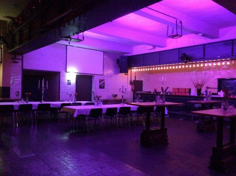 Event room, © Copyright/HPZ