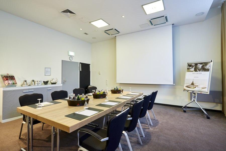 "Conference room ""Grupello"", © Copyright/Mercure Hotel Düsseldorf City Center"