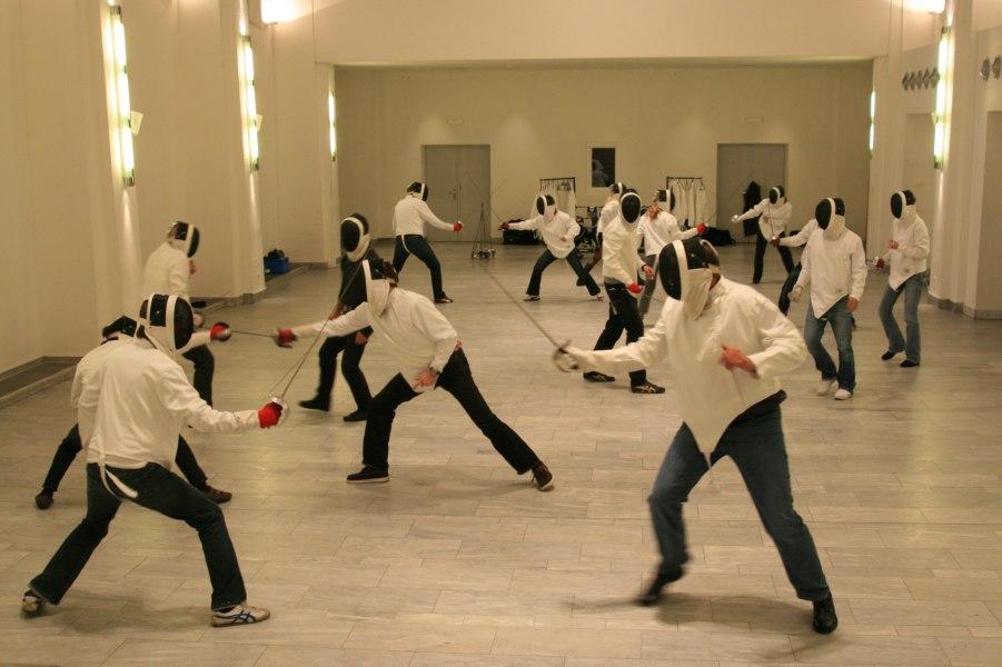 Fencing Workshop, © Copyright/Cultour Eventmanagement GmbH